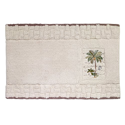 Top 10 palm tree rugs for bathroom