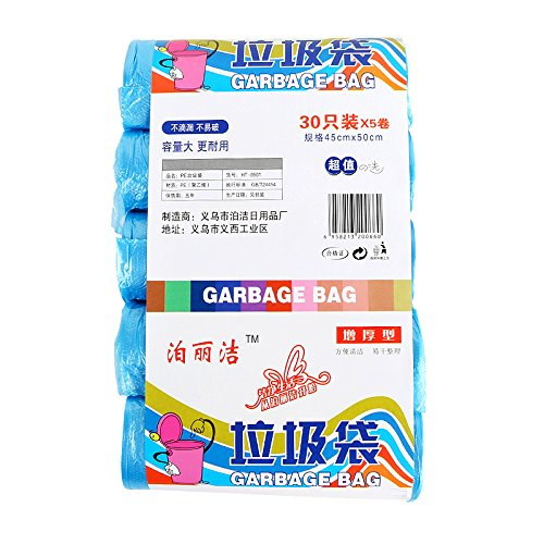 5-volume 150 pack bolsas gruesas cocina baño oficina en casa ...