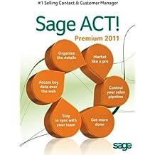 Sage ACT! Premium 2011 Corporate License & 1 Hour Online Training Webinar held weekly