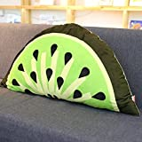 bed soft pack/fruit pillow/double tatami pillow/back cushion/sofa back cushions-D 85x48cm(33x19inch)