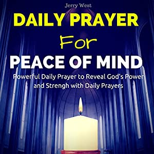 Daily Prayer for Peace of Mind Audiobook