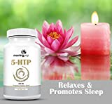 5-HTP Supplement 120Count 200mgper Caps with