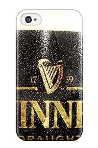 Defender Case For Iphone 4/4s, Guinness Drink Food Drink Pattern