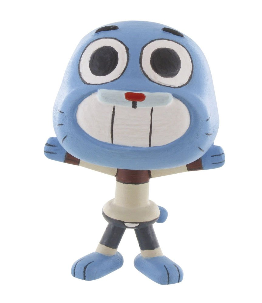 Comansi COM-Y99752 The Amazing World of Gumball Smiling Figure
