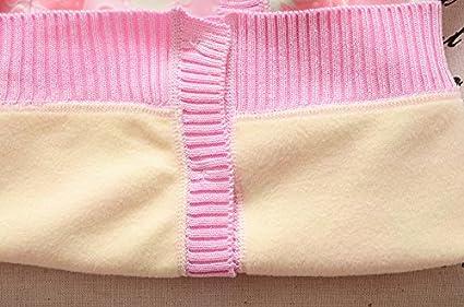 Winter Warme Outwear Strickjacke Button Pullover 1-3 Jahre Loveble Baby M/ädchen Cardigan Button Pullover