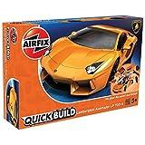 Airfix Quick Build Lamborghini Aventador LP700-4 Plastic Model Kit