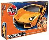 lamborghini model car - Airfix Quickbuild Lamborghini Aventador LP700-4 Plastic Model Kit