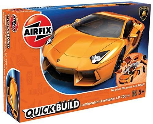Airfix Quickbuild Lamborghini Aventador LP700-4 Plastic Model Kit