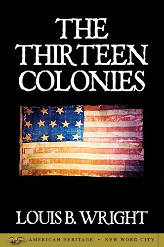 The Thirteen Colonies cover