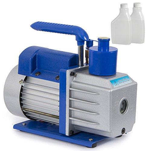 ARKSEN Electric Refrigerant Vacuum Pump, 2 Stage, 3CFM, 110-Voltage