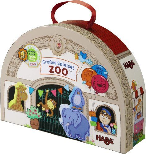 HABA Portable Wooden Pieces Germany