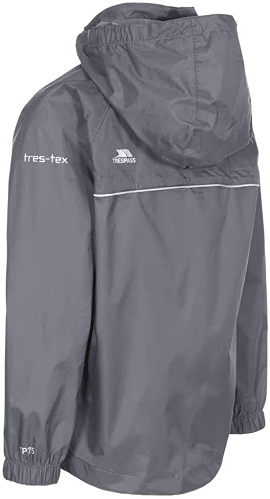 QIKPAC X Trespass Kids Waterproof Jacket
