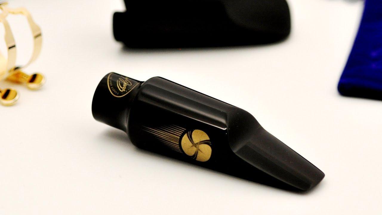 JodyJazz JET Tenor Saxophone Mouthpiece Model 6 (.090 Tip)