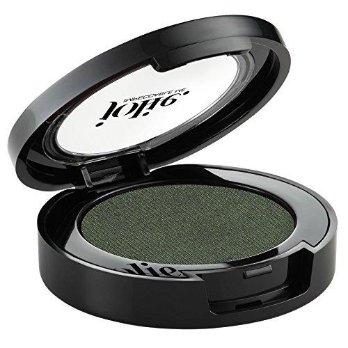 Jolie Pressed Mineral Eyeshadow - Soft Shimmer Finish 2G (Evergreen)