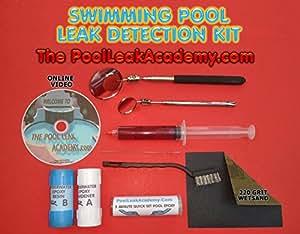 Amazon Com Swimming Pool Leak Detection Dye Test Syringe