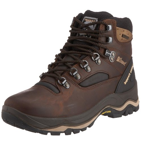 Brown Hiking Boot Quatro Grisport Women's TPIw16