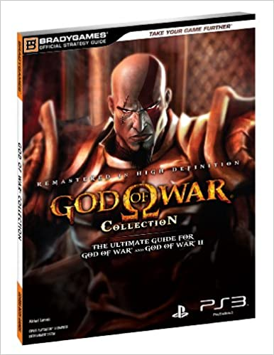 God of war: ascension strategy guide 'book of divine wisdom.