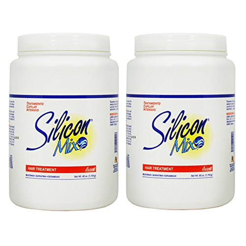 Silicon Mix Intensive Hair Treatment 60oz Pack of 2