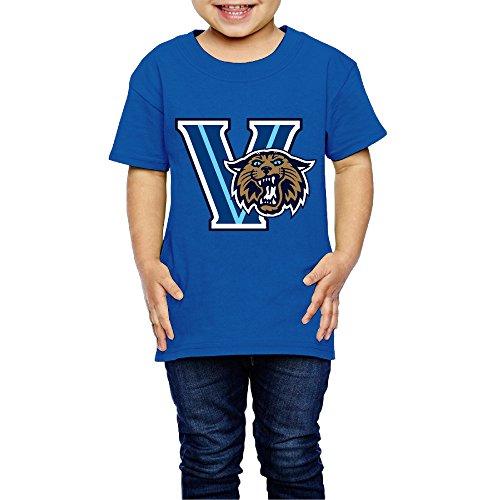 - BABY Kid's Toddler Villanova University T-shirt Age 2-6