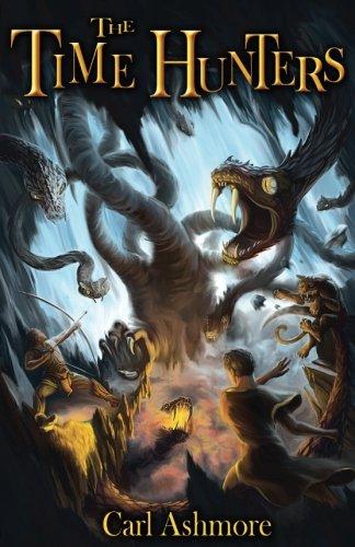 The Time Hunters (Book 1 of the Time Hunters Saga)