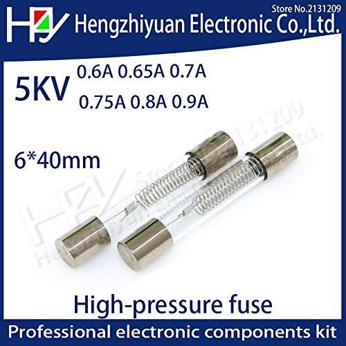 Davitu - Fusible especial para horno microondas (5KV, 640 mm, 0,65 ...