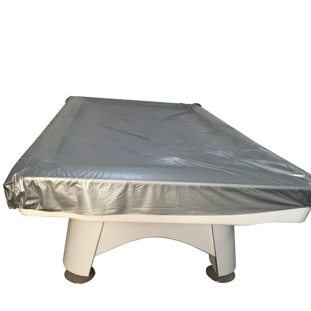 QEES Indoor Ping Pong Table Cover, Heavy-Duty Waterproof Dustproof Table Tennis Cover, UV Protected, Windproof 108'' Lx60 W PPQZ04 by QEES (Image #1)