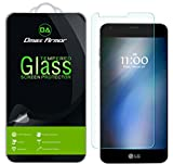 [3-Pack] Dmax Armor for LG G6 / G6 Duo Screen Protector, [Tempered Glass] 0.3mm 9H Hardness, Anti-Scratch, Anti-Fingerprint, Bubble Free, Ultra-Clear