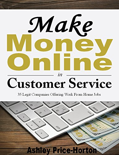 Download PDF Make Money Online in Customer Service - 35 Legit Companies Offering Work From Home Jobs