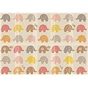 Parklon Portable Folding Mat Little Elephant