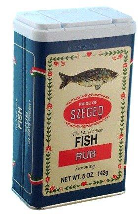 Szeged Fish Rub ( 5oz / 142 G ) ()