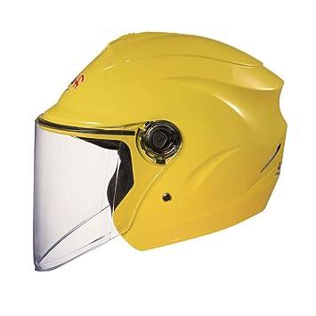 5dbc87669397c ZWL Cascos de Moto para Hombre y Mujer frío y frío Cascos cálidos otoño e  Invierno Medios Cascos cómodos y duraderos