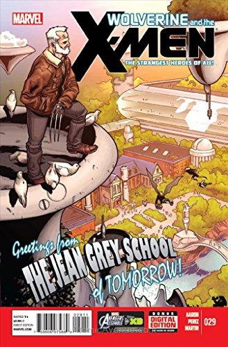 Wolverine & The X-Men #29 VF/NM ; Marvel comic -