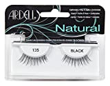 Ardell Fashion 135 Lashes, Black #61350, 0.03 Pound (Pack of 72)