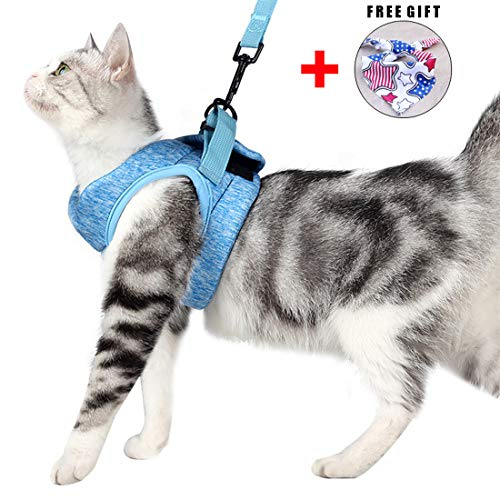 Cat Harness and Leash Set for Walking 360° wrap-Around for sale  Delivered anywhere in Canada