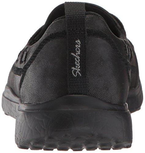 Sintético Mujer Negro Zapatillas Para De 23333 Skechers W6Tc0Hz