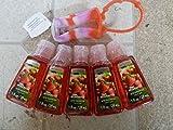 Bath and Body Works Fresh Strawberries 5 Pocketbac & 1 Holder sanitizer