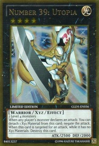 yugioh cards number 39 utopia - 8