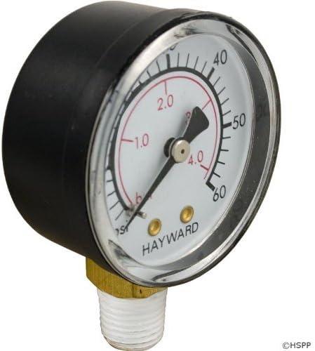 Pool Filter Pressure Gauge-Hayward ECX270861 Boxed Pressure Gauge