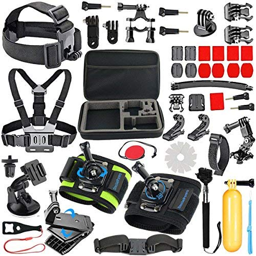 SmilePowo 51-in-1,Outdoor Sports Camera Accessories for sale  Delivered anywhere in USA