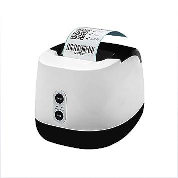 Zach-8 Impresora Térmica Bluetooth 58Mm, Impresora De Etiqueta ...
