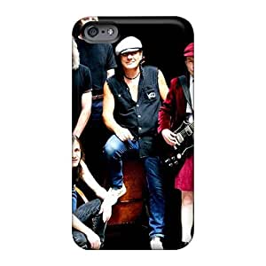 AaronBlanchette Iphone 6plus Anti-Scratch Hard Phone Cases Customized Realistic Ac Dc Band Series [MsW6278pjDc]