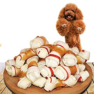 Dog Snacks Dog Molar Sticks Clean Tooth Chicken Sticks Cowhide Rolls Pet Food Large Dogs Small Dogs Calcium Bars,Small Dogs