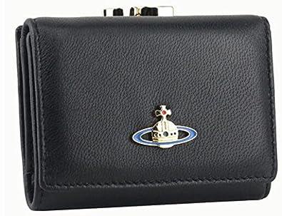 18ad6e9fad03 Amazon   Vivienne Westwood ヴィヴィアンウエストウッド レディース折り財布 三つ折り財布   Vivienne  Westwood(ヴィヴィアンウエストウッド)   財布