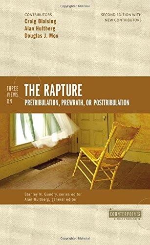 Download Three Views on the Rapture: Pretribulation, Prewrath, or Posttribulation (Counterpoints: Bible and Theology) pdf