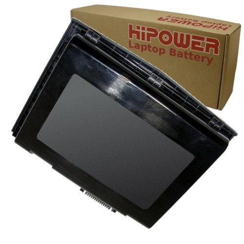 Hipower Laptop Battery For Dell 0FCPW3, FCPW3, 0V4BRM, V4BRM, 0X7YGK, X7YGK, 0XM3C3, XM3C3, 312-1254, BTYAVG1 Laptop Notebook Computers