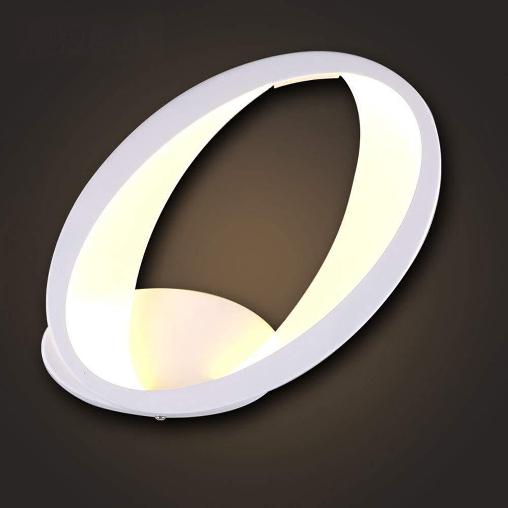 Irinay Wandlampe Wohnzimmer Wandlampe Lampe Licht Minimalistischen Schlafzimmer Kristall Wandleuchte Moderne Licht Luxus Villa Gang Warme Nachttischlampe Wandlampe Vintage (Farbe   Gelb-Größe)