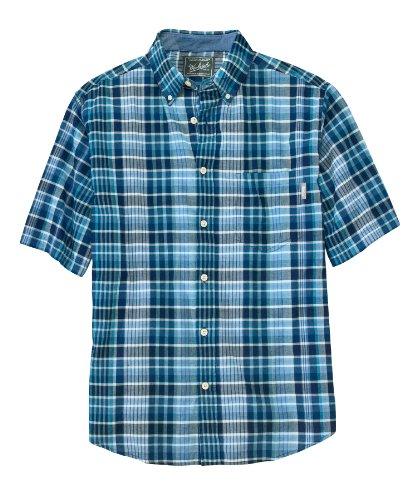 Woolrich Men's Timberline Shirt, Legion Blue, X-Large