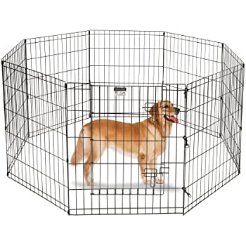 Crate N Kennel Deluxe Dog Exercise Pen