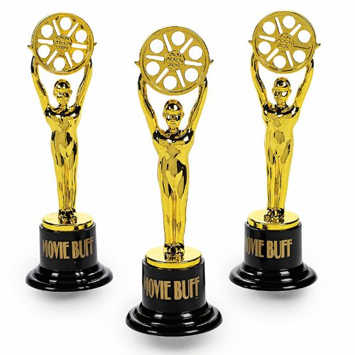 Movie Buff Trophies Fun Express