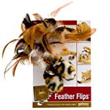 Feather Flips Cat Toy, My Pet Supplies